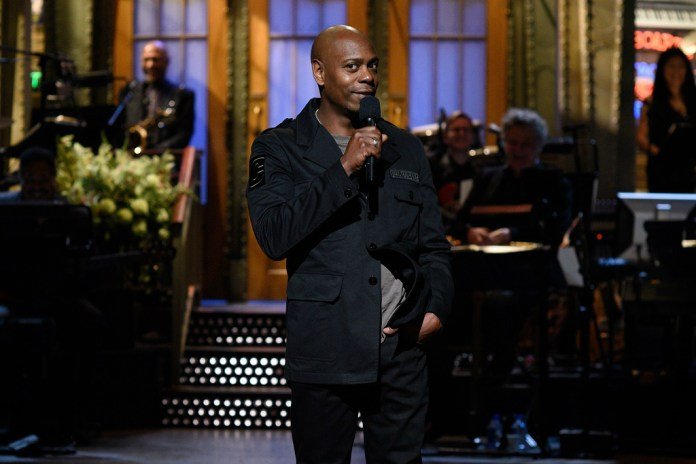 Watch the Dave Chappelle 'SNL' Skit That Didn't Make It to TV