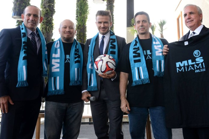 David Beckham's Miami MLS Team Hits Another Delay