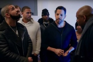 Watch Drake, Dave Chappelle & Steph Curry Get Freaked out by David Blaine