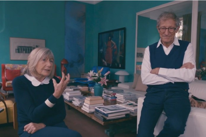 NOWNESS Takes You Inside David Hockney's Former Apartment