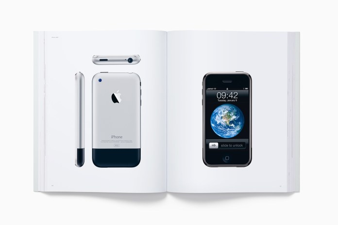 Apple Chronicles Its Design History With Its Very Own Coffee Table Book