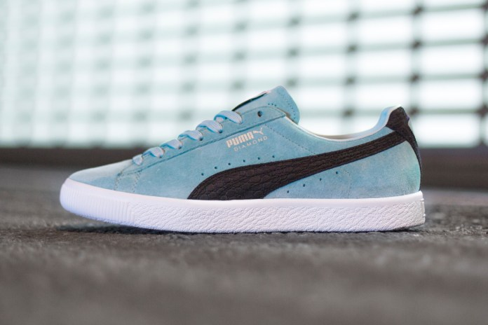 PUMA and Diamond Supply Co.'s First-Ever Collaboration Channels '90s Skate Culture
