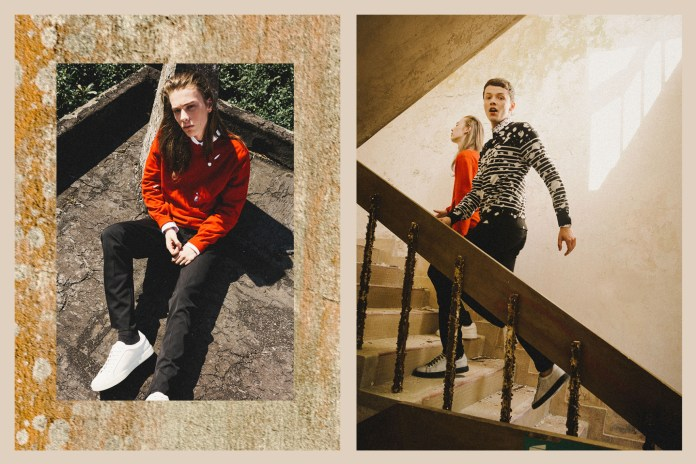 Dior Homme's 2017 Spring Sneaker Collection Designed by Kris Van Assche