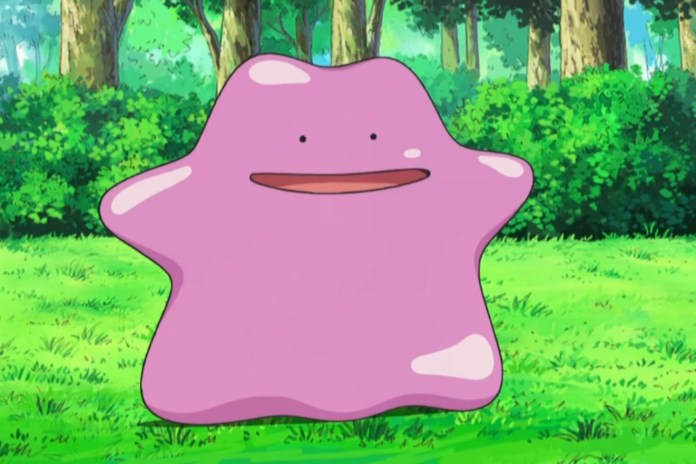 You Can Now Catch Ditto in 'Pokémon GO'