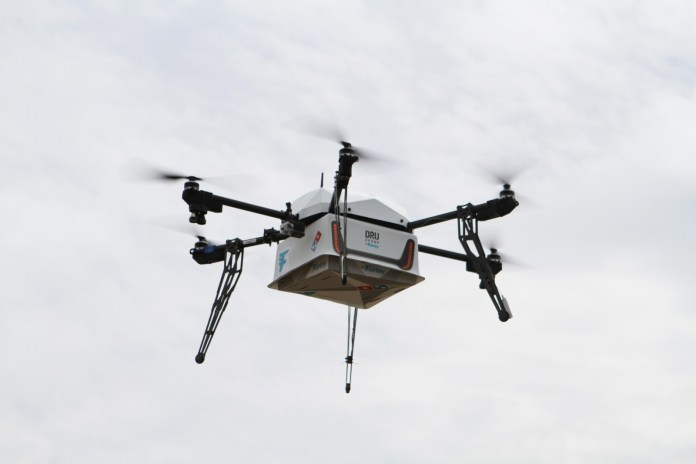 Domino's Pizza to Start Delivering Pizza by Drones