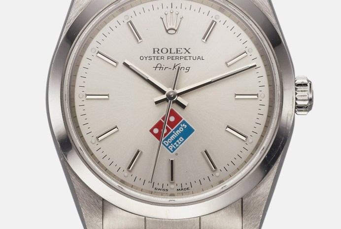 Want a Rolex? Become a Successful Domino's Pizza Franchisee