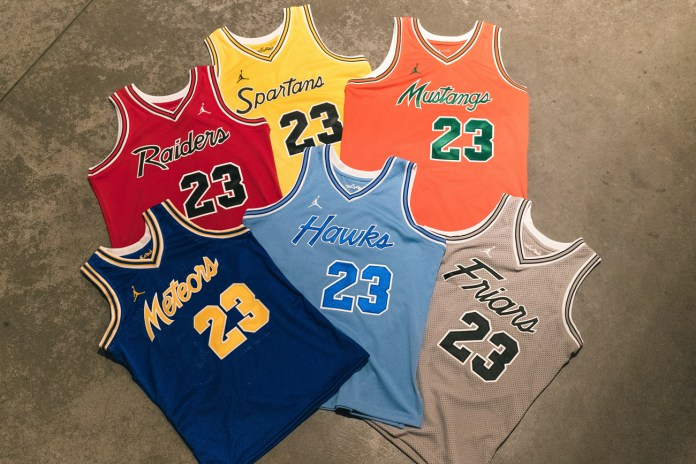 "Don C Unveils New Jordan Brand Chicago High School Jerseys for Label's ""Class of"" Initiative"