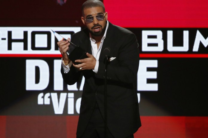Drake Sends Warning Shots During AMA Acceptance Speech