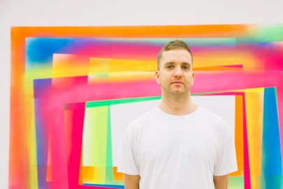 Artist Eddie Peake on Working With Kendrick Lamar and Breaking Down Barriers