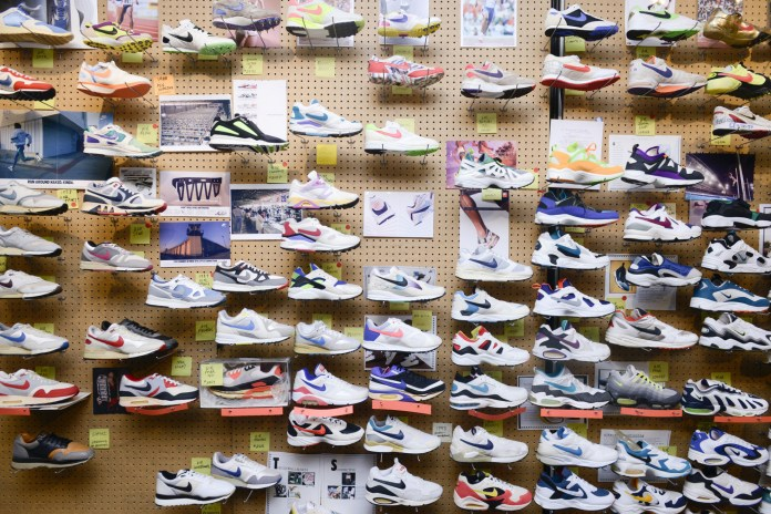 """Nike's """"DNA"""" Is Examined With an Inside Look at Its Coveted Archives Collection"""