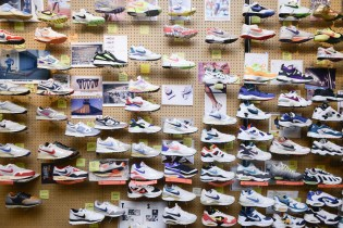 "Nike's ""DNA"" Is Examined With an Inside Look at Its Coveted Archives Collection"