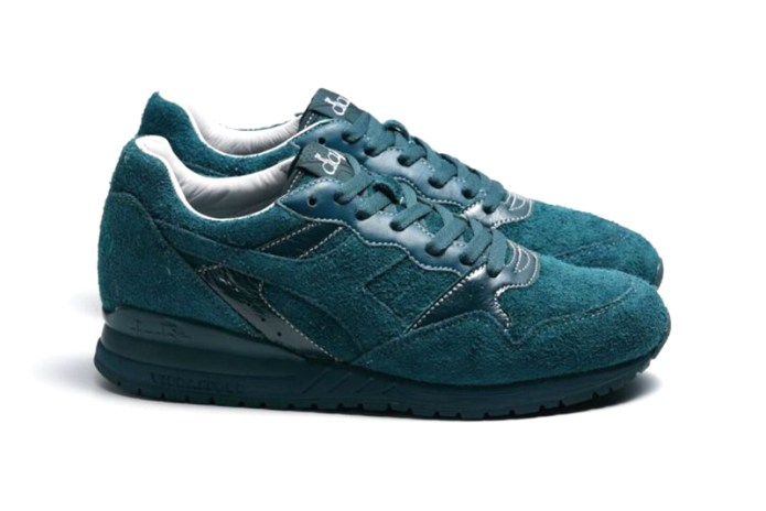Diadora's Intrepid Receives a FACETASM Re-Design