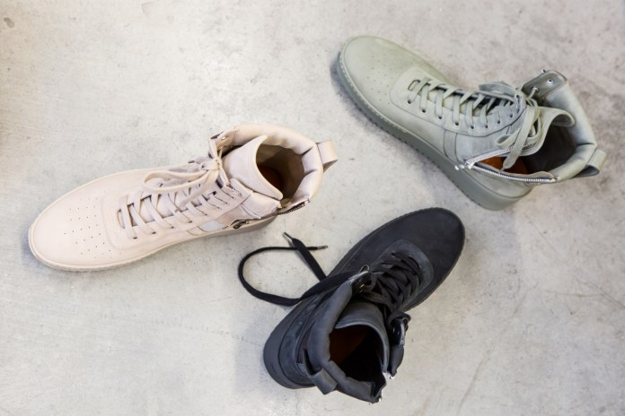 "Fear of God to Drop A ""Tonal"" Military Sneaker Pack"
