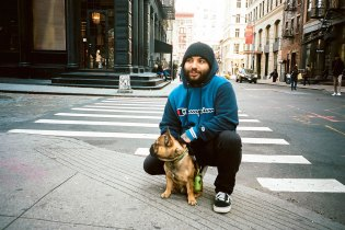 For Every Living Thing: A Day in the Life of Felt's Kristian Acosta