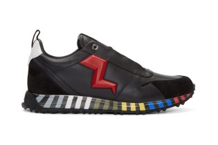 Fendi Releases Colorful Sneakers Not for the Faint-Hearted