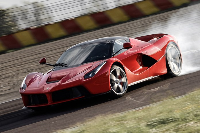 "Ferrari Will Experience a ""Fundmental Shift"" to Hybrid Technology"