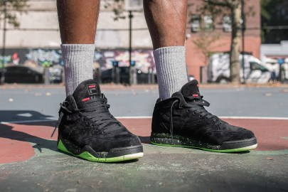 FILA Links up With Mountain Dew GLX for a Limited Edition M-Squad Sneaker