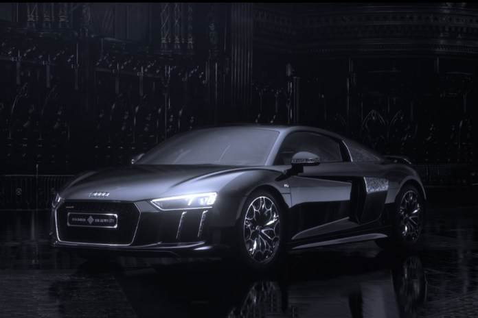 Audi Is Selling a 'Final Fantasy XV'-Themed R8 Sports Car