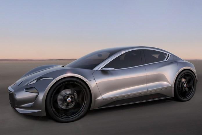 Take a Peek at Fisker's New Electric Luxury Sports Sedan, the EMotion