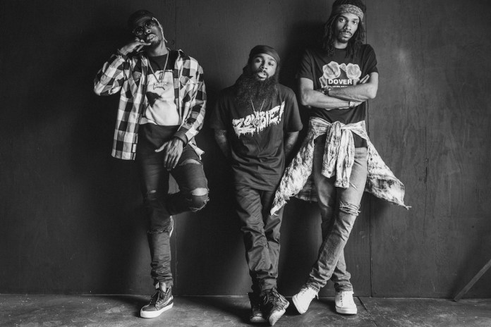"Flatbush Zombies Return With New Single, ""Aries"" featuring Deadcuts"