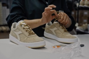 Footpatrol and Diadora Create a Short Film to Celebrate Italian Craftsmanship