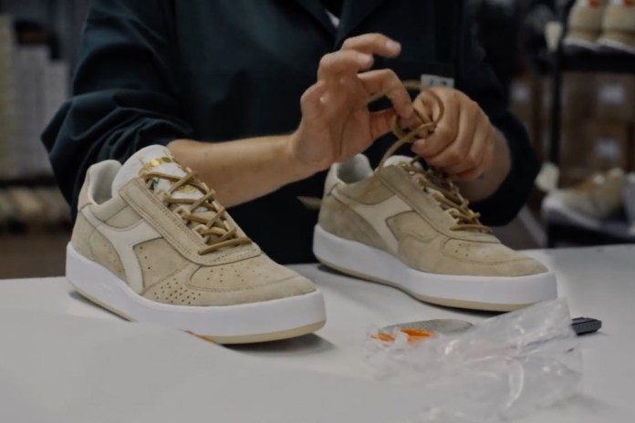Footpatrol and Diadora Create a Short Film to Celebrate Italian Craftsmanship