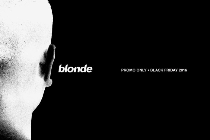 Frank Ocean Drops a Special Black Friday Promo for His Online Store