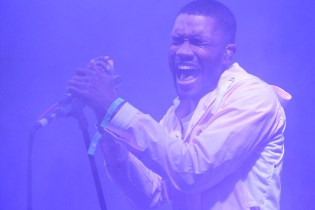 Frank Ocean Talks Being in Love, Envy of Anonymity, Past Regrets and Record Sales