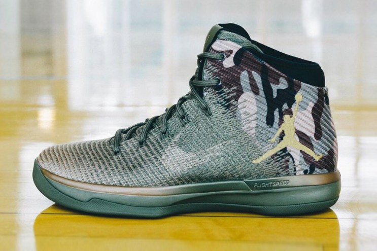 Check out the Full Jordan Brand Veteran's Day PE Pack