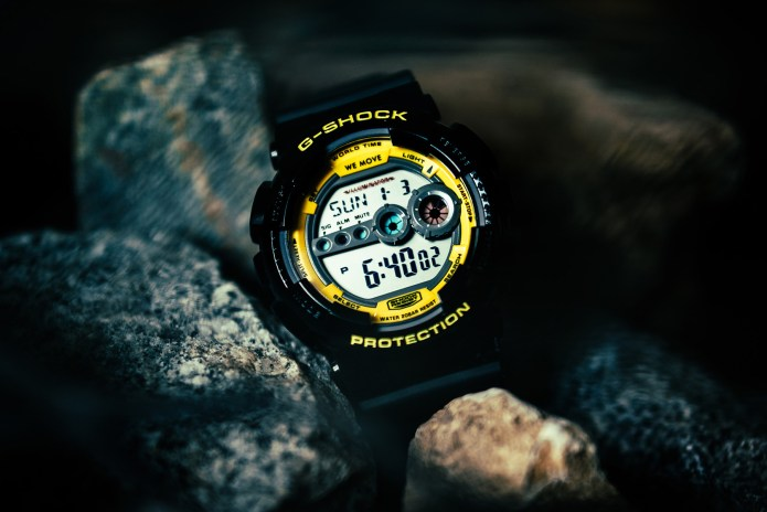 G-SHOCK Taps Independent Singaporean Music Label, Darker Than Wax for Its Latest Collaboration