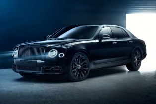 George Bamford Gets a Custom Bentley Mulsanne Speed