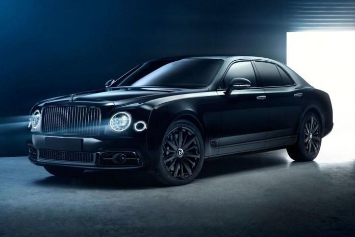 George Bamford Gets a Custom Bentley Mulsanne Speed