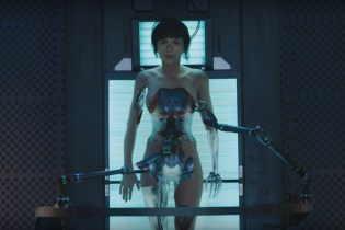 Here's the First Official 'Ghost in the Shell' Trailer