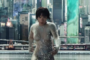 New 'Ghost in the Shell' Teaser Shows off The Major's Thermo-Optical Camouflage