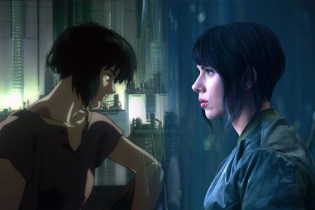 The 'Ghost in the Shell' Live-Action Trailer Gets Remade With Scenes From the Original Anime