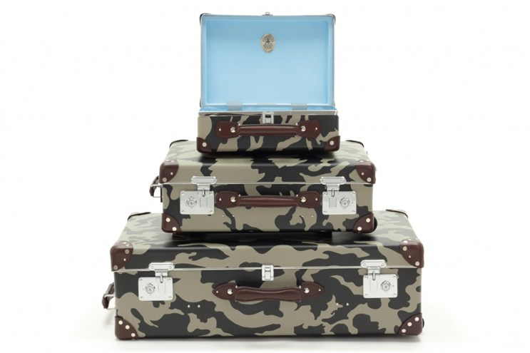 Globe-Trotter Releases Camouflage Luggage to Mark the 80th Anniversary of the Spitfire