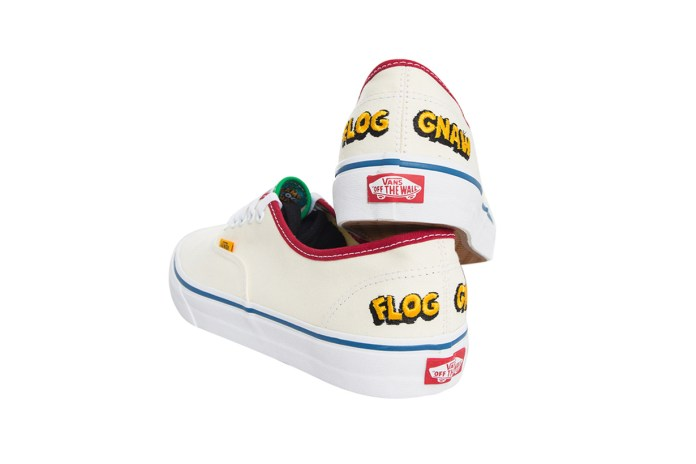 Golf Wang Takes on the Vans Authentic