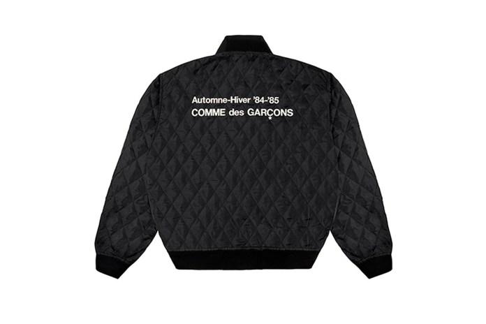 "Good Design Shop & COMME des GARÇONS Renew the Vintage ""Staff Jacket"""