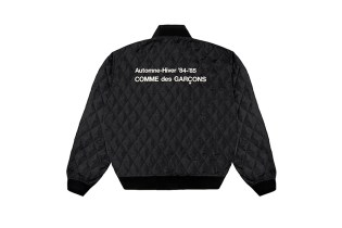 "Good Design Shop & COMME des GARÇONS Renew the Vintage ""Staff Jacket"""