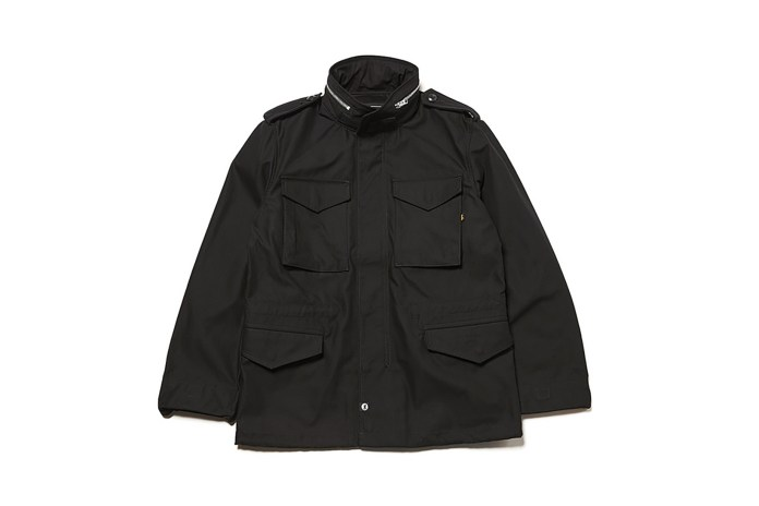 GOODENOUGH Gives Its Take on the M65 for THE PARK・ING GINZA