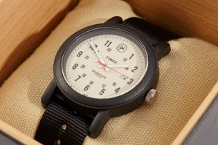 Goodhood Launches an Exclusive Timex Camper