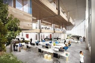Google Announces Grand Plans for New London HQ