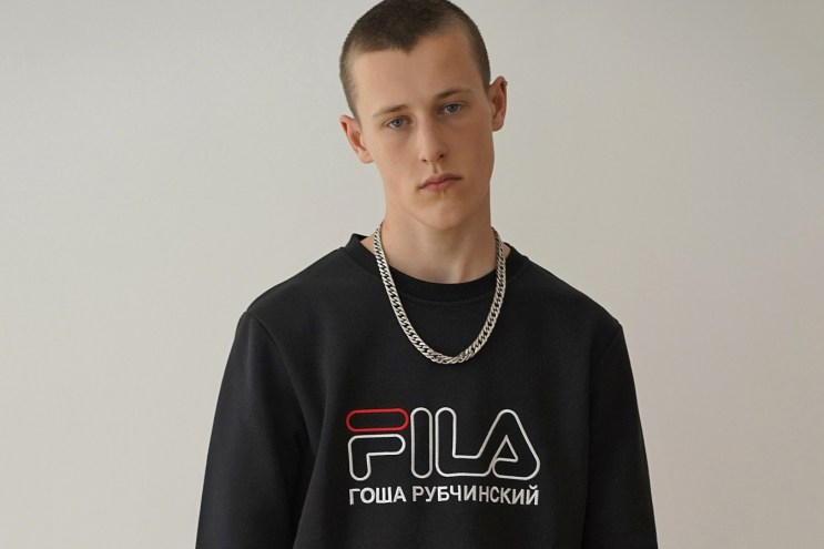 You Can Now Pre-Order Gosha Rubchinskiy's 2017 Spring/Summer Pieces