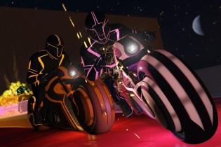 "GTA Online's New ""Deadline"" Update Introduces a Futuristic 'Tron' Bike"