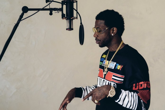 "Gucci Mane Recruits Akon & Chris Brown for ""Moon Walk"""