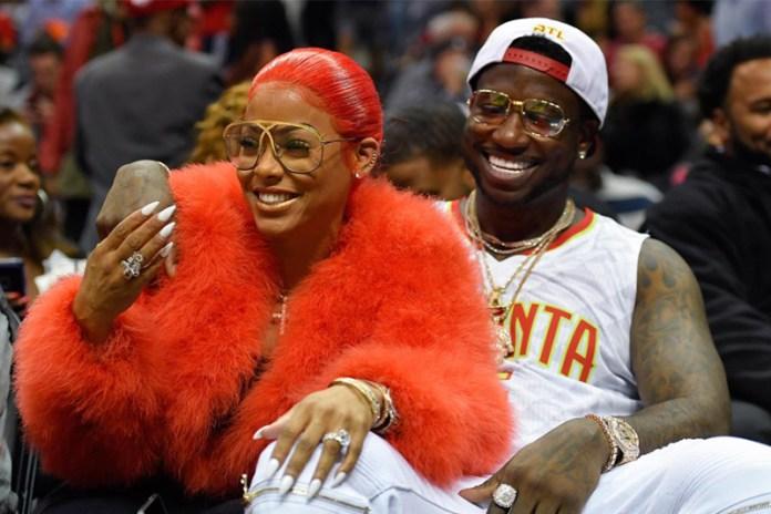 Watch Gucci Mane Propose to Girlfriend Keyshia Ka'oir at an Atlanta Hawks Game