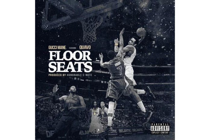 """Listen to Gucci Mane's New Song """"Floor Seats"""" Featuring Quavo"""