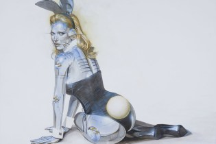 "Hajime Sorayama Talks ""Sexy Robots,"" Japan's Underground Art Scene and More"