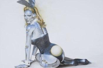 "Hajime Sorayama Talks ""Sexy Robots,"" Japan's Underground Art Scene and More"