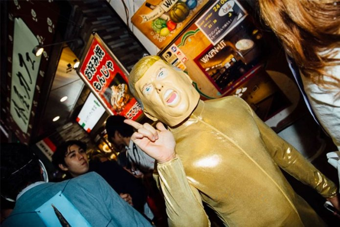 This Is What Halloween in Tokyo Looked Like